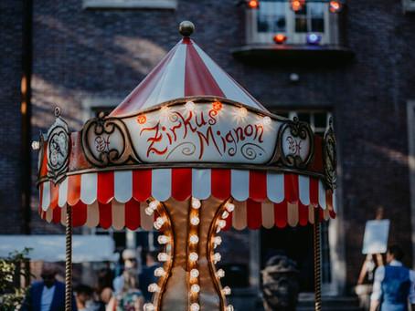 Hochzeitstrend 2021 – Zirkus-Hochzeit der besonderen Art!