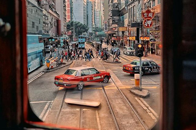 Johnston Road_#hongkong #urban #streetph