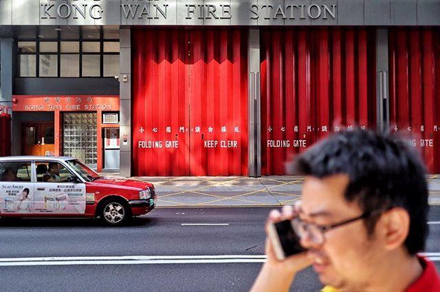 Kong Wan fire station_#hongkong #urban #