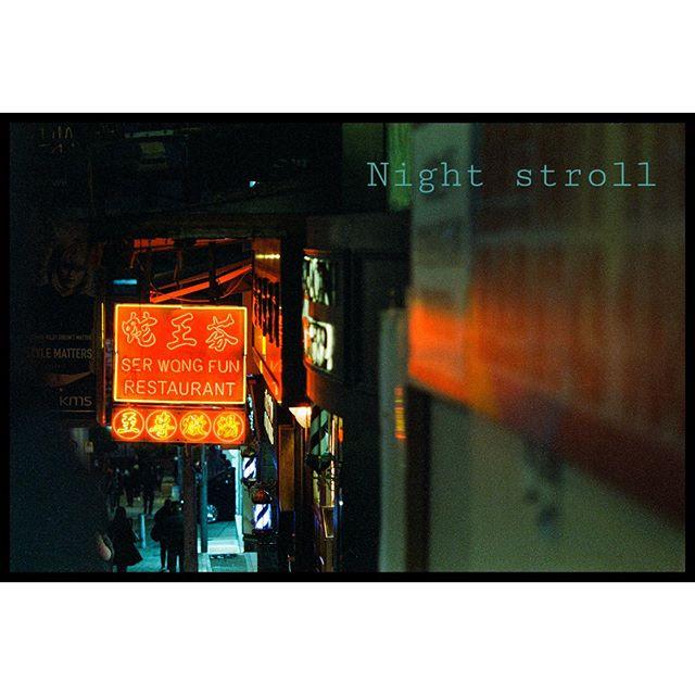 Night stroll ▪️▪️▪️▪️▪️▪️▪️▪️▪️▪️▪️▪️▪️