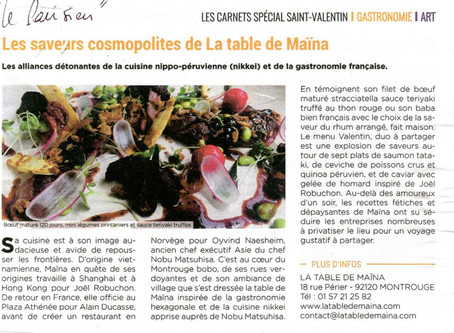 Le Parisien Week-End - 7 février 2020