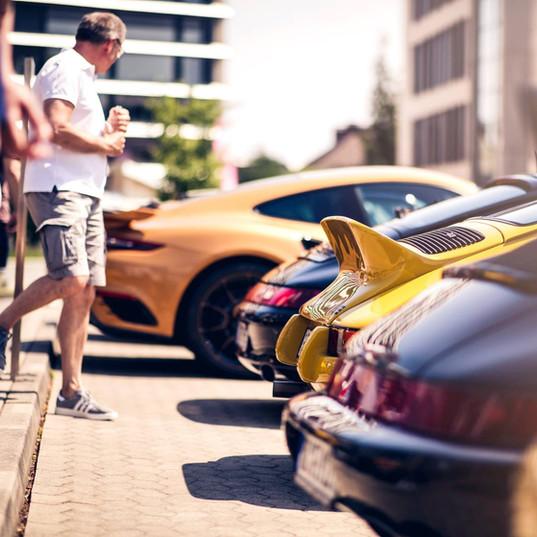 Porsche Day - Treffpunkt für Gleichgesinnte