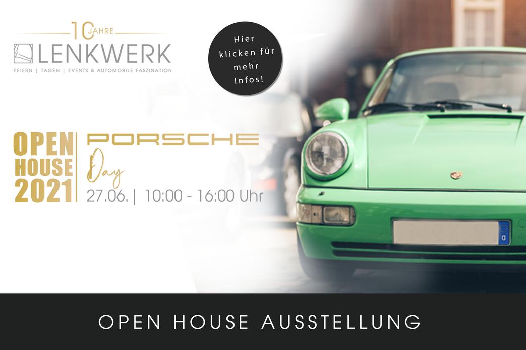 Porsche Day im LENKWERK