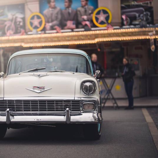 American Food & Cars