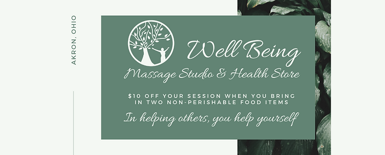Well Being Massage Studio & Health Store