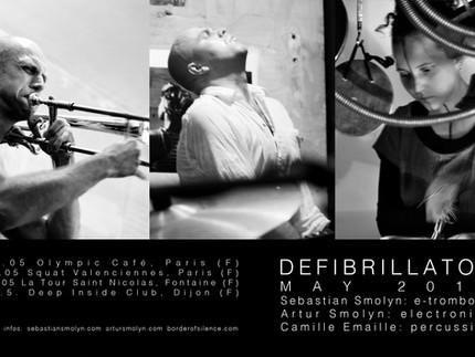 PETIT TOUR DE FRANCE 2016 AVEC DEFIBRILLATOR