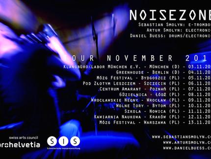 NOISEZONE TOUR 2015 / GERMANY - POLAND