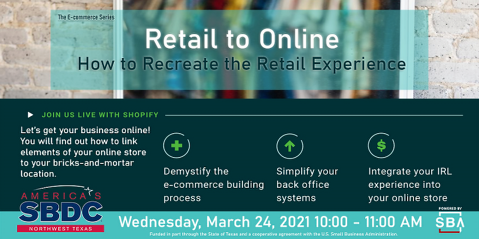 eCommerce: How to Recreate the Retail Experience