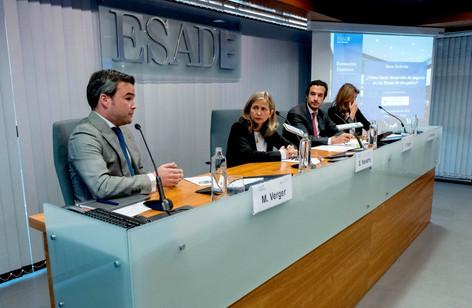 Nuevos tiempos, nuevos debates de gran interés en el sector jurídico | Mesa redonda ESADE