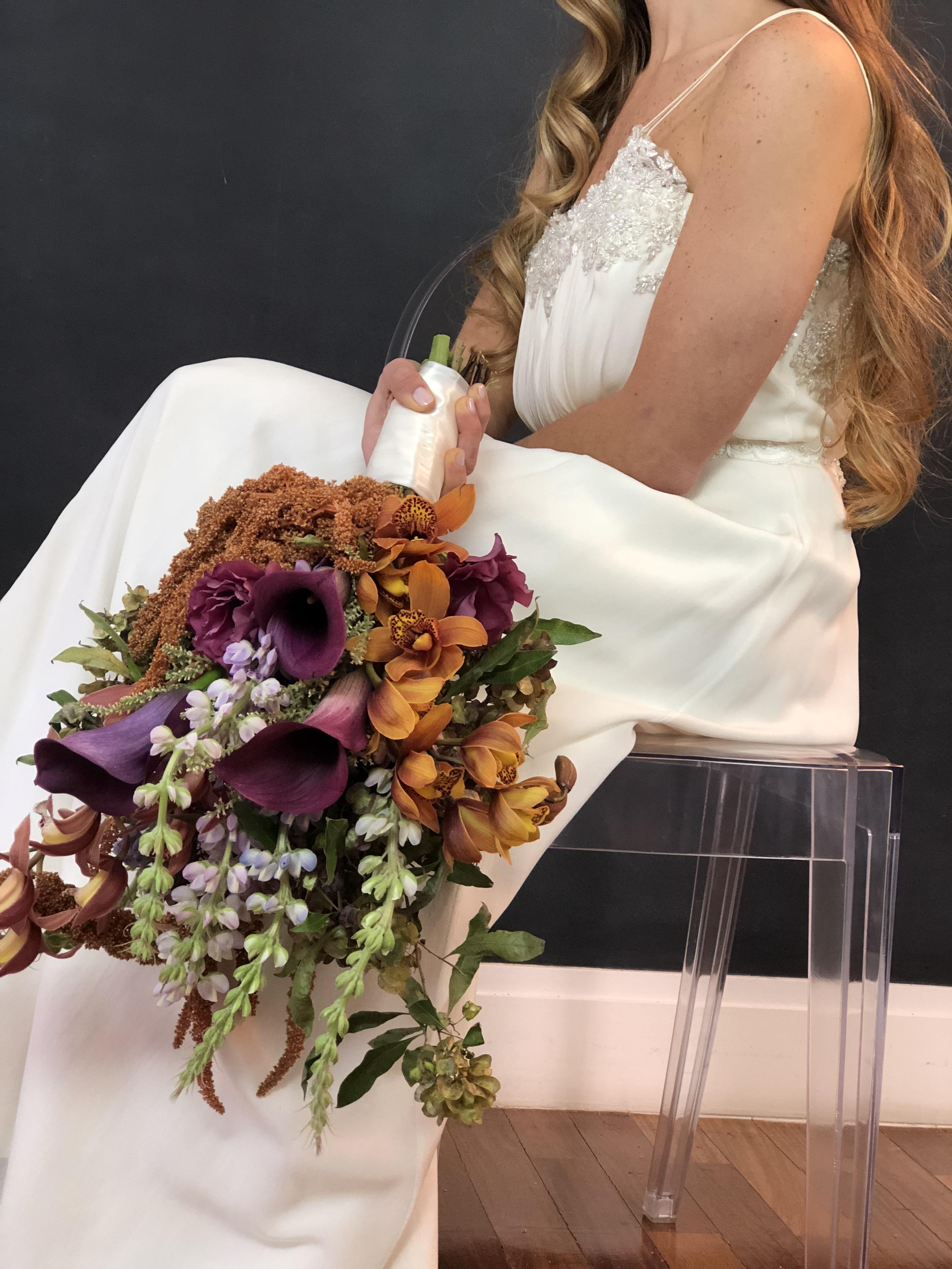 Buquê de Noiva Moderno