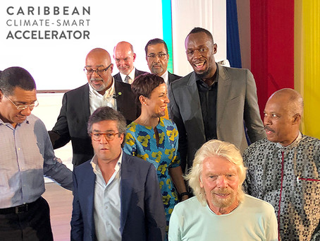 The IDB partners with the Caribbean Climate-Smart Accelerator to build the first climate-smart zone