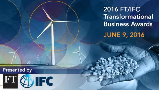 Transformational Business Award
