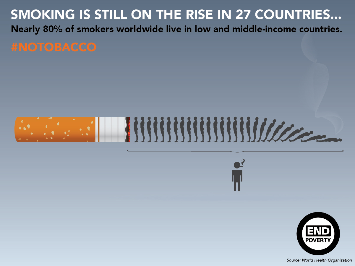World Tobacco Day 2016