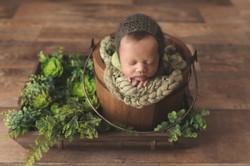 Newborn Hellen Ramos