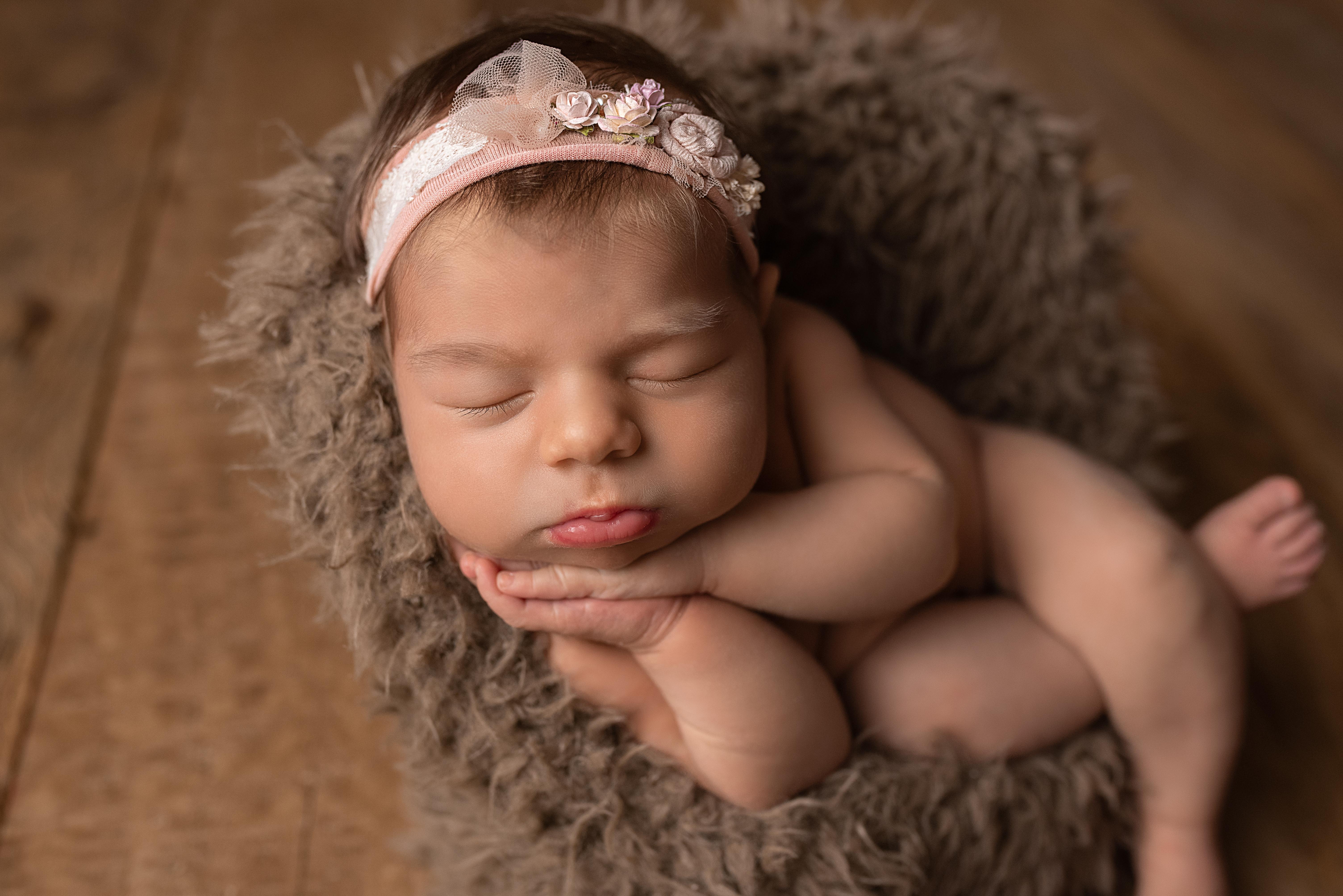 ensaio recém nascido