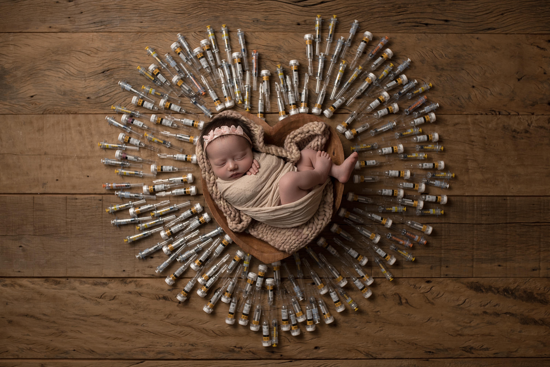Newborn seringas trombofilia