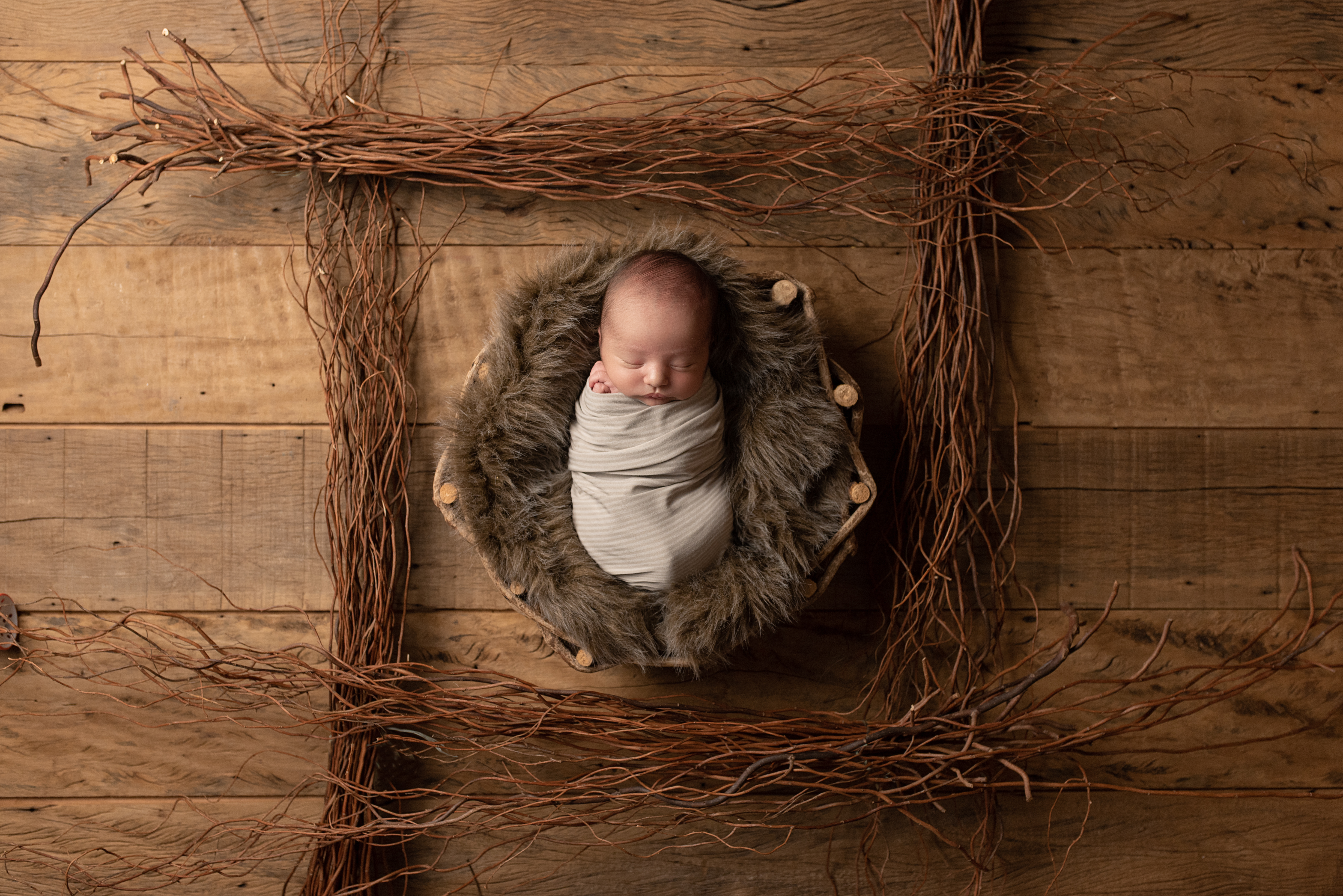 sessão newborn em campinas