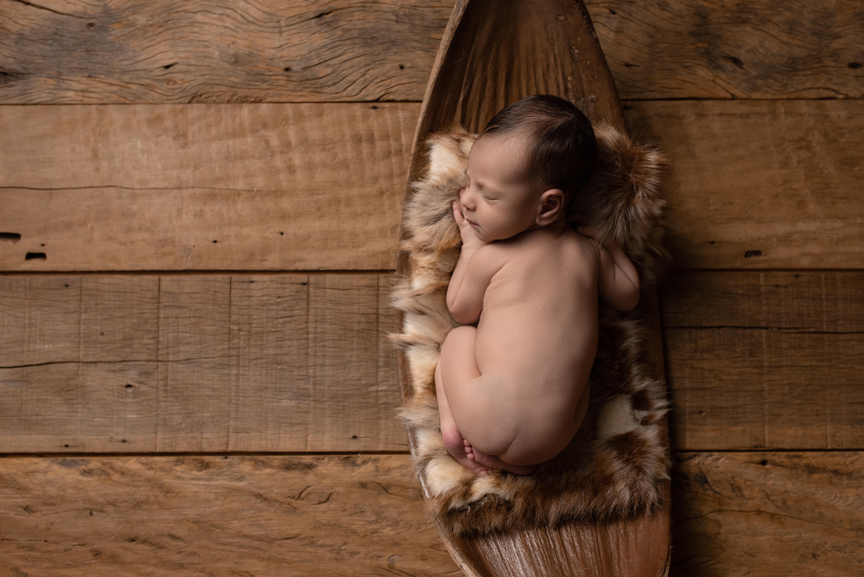 Sessão Newborn Lifestyle Natural