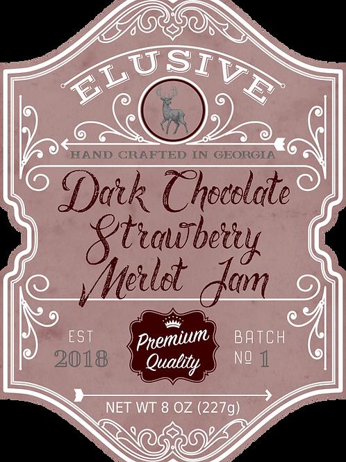 Dark Chocolate Strawberry Merlot