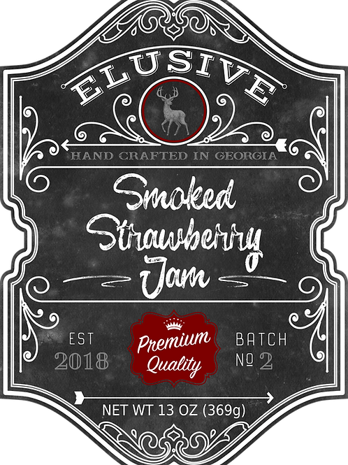 Smoked Strawberry