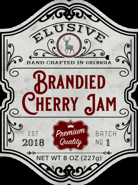 Brandied Cherry Jam
