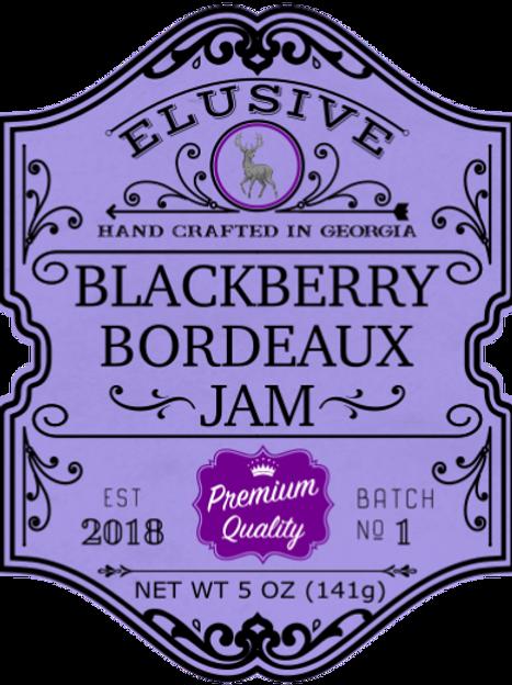Blackberry Bordeaux
