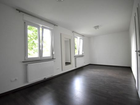 Schöne 2 Zimmer-Hochparterre-Wohnung in zentraler Lage von Heilbronn