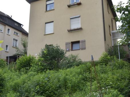 Potenzialreiches 3 Familienhaus im Stadtvillen-Stil und bebaubarem Grundstück