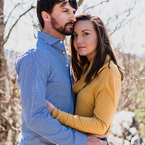 Baker - Paxton Engagement