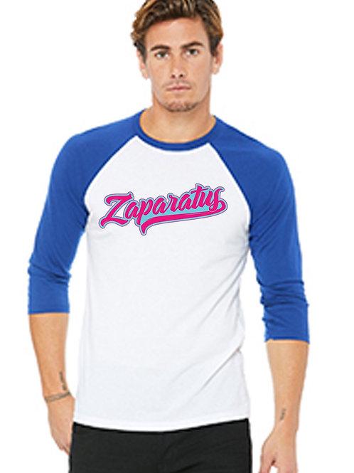 Zaparatus- Logo Baseball Tee