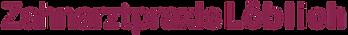 Zahnarztpraxis-Loeblich-logo
