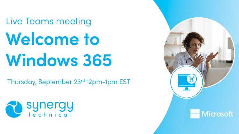 Windows 365 - Part 2
