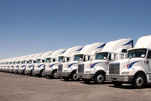 A fleet of trucks, and each one needs a policy!