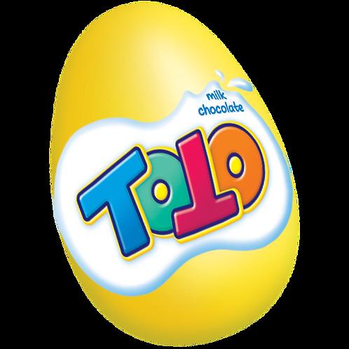 Toto Eggs, 20 g