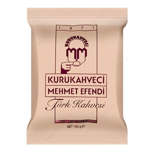Turkish Coffee Mehmet Efendi 100g