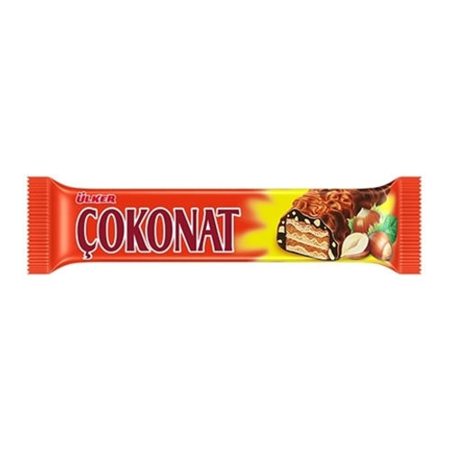 Cokonat - Chocolate Coated Wafer Bar w/Hazelnut