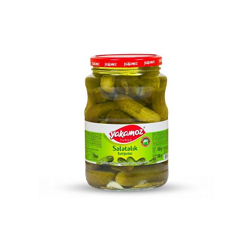 Yakamoz Pickled Gherkins, 1700 ml