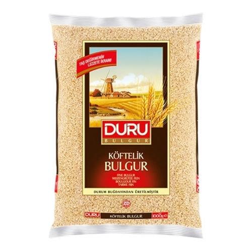 Duru Fine Bulgur, Koftelik Bulgur 1 kg