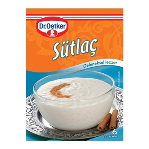 Dr. Oetker Sutlac, Rice Pudding 155g