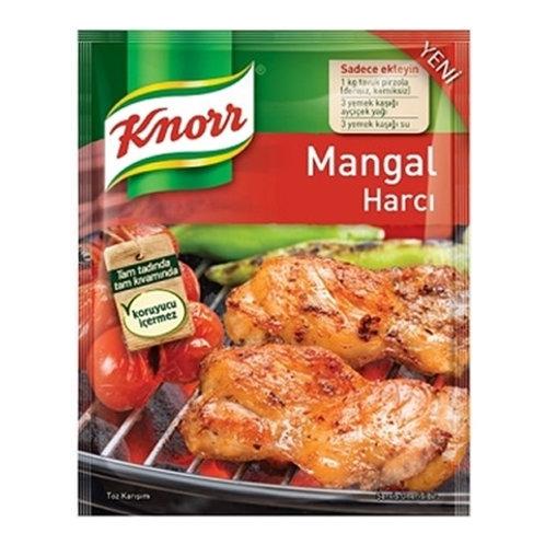 Knorr Mangal Harci, Grill Mix 40 g