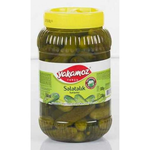 Yakamoz 3 lt Pickled Gherkins