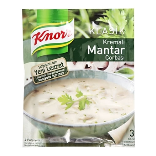 Knorr Mushroom Soup w/ Cream 70 g