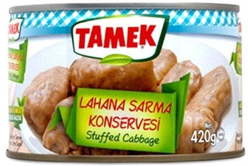 Tamek Stuffed Cabbage, Lahana Sarma Konservesi, 420 gr