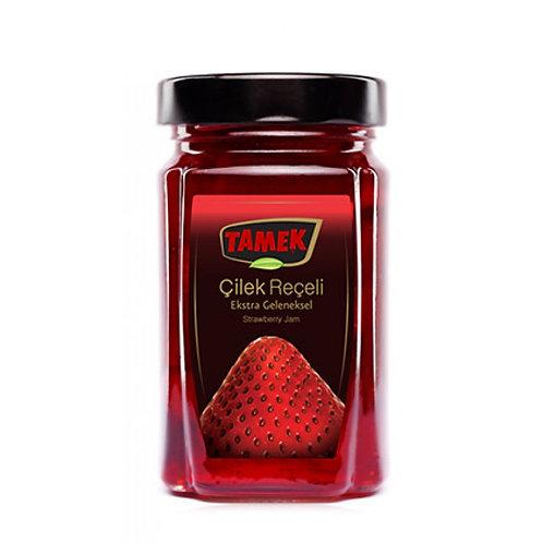 Tamek Strawberry Jam, Cilek Receli, 380 gr