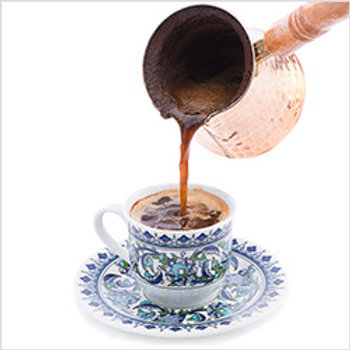 Special Turkish Coffee Set