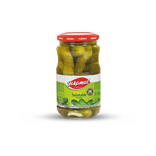 Yakamoz Salatalik Tursusu, Pickled Gherkins 370 ml