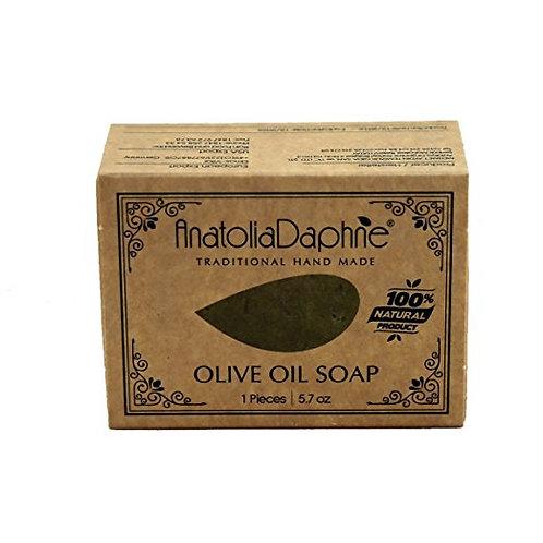 Handmade Olive Oil Soap, 100% Natural, Vegan, Best for All Skin Types