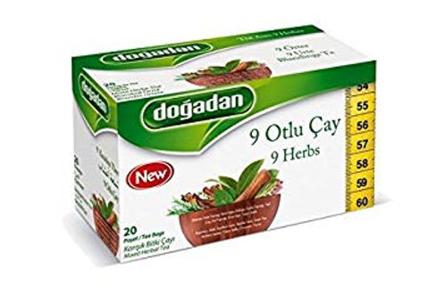 Dogadan 9 Herbs (20 Bags)