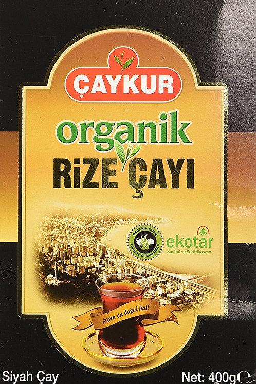 Caykur Organik Rize Cayi - Organic Turkish Tea, 400g