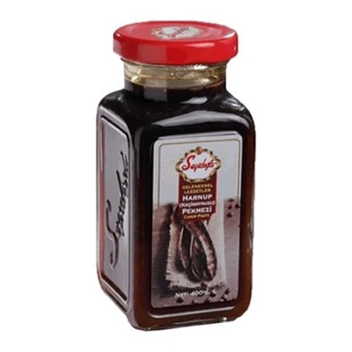 Seyidoglu Molasses (Carob Molasses, Keciboynuzu Pekmezi, 14 oz)